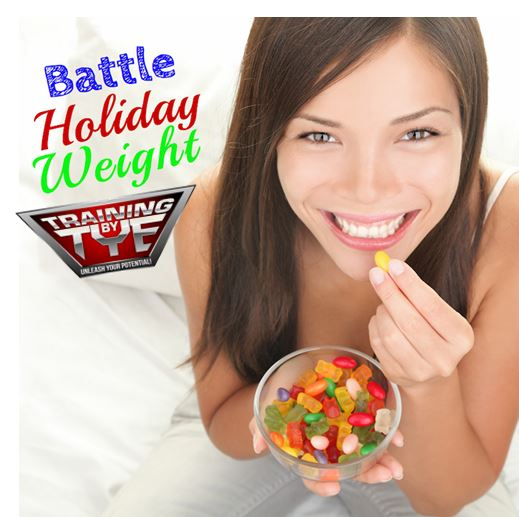 battle holiday weight