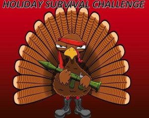Holiday Survival Challenge